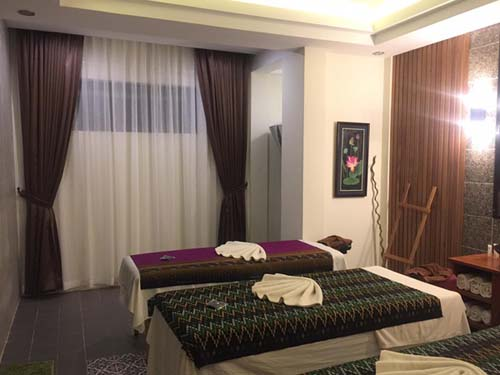 TIRED FROM EXPLORING TEMPLES? COME & RELAX AT OUR COOL SENSE SPA AND ENJOY WITH OUR PROMOTION 30% DISCOUNT FOR REJUVENATING TREATMENT , FREE PICK UP AND DROP OFF.
