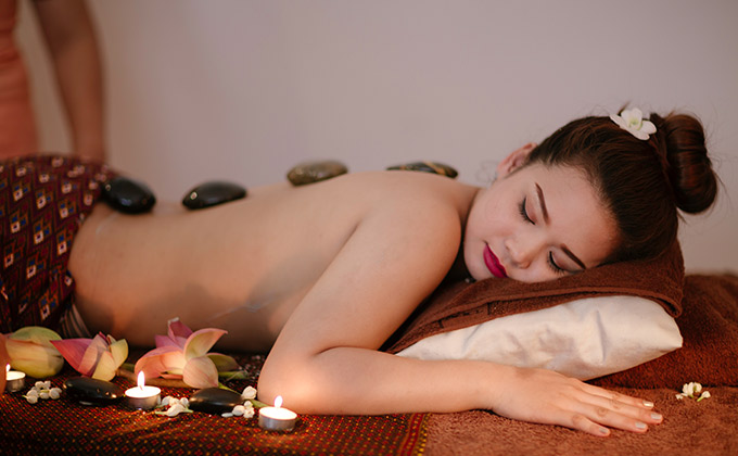 TIRED FROM EXPLORING TEMPLES? COME & RELAX AT OUR COOL SENSE SPA , FREE PICK UP AND DROP OFF.